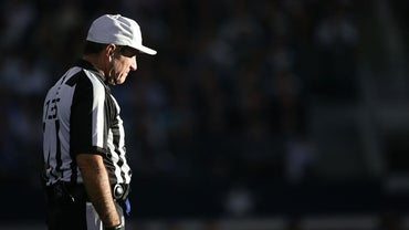 Why Do NFL Referees Have Uniform Numbers?