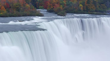 When Was Niagara Falls Discovered?