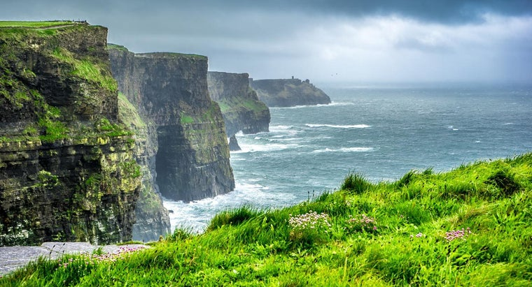 What Is the Nickname of Ireland?