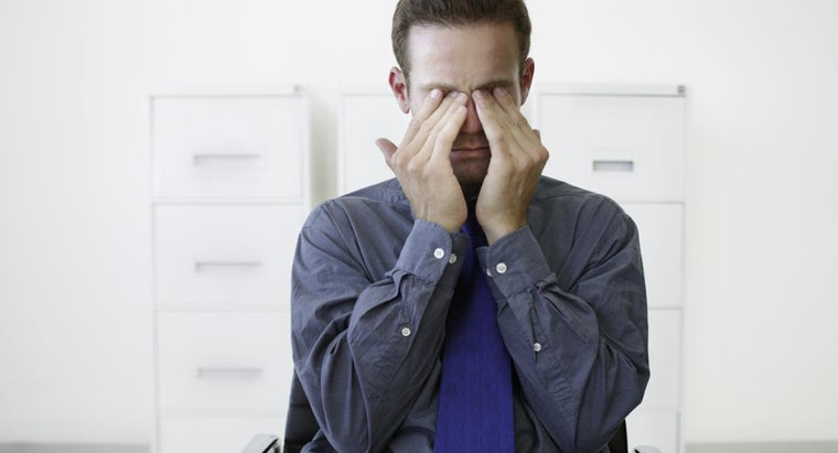 What Are the Possible Causes of an Eye Ache?