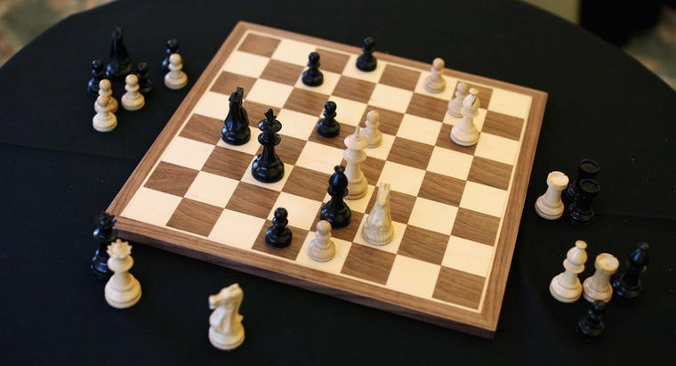Who Invented Chess?