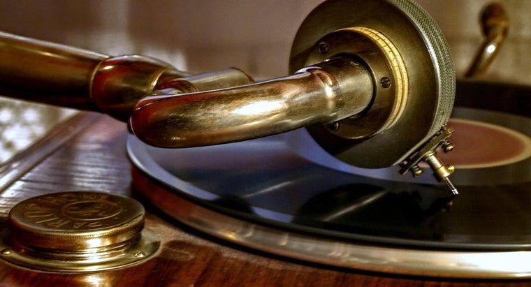 Who Invented the Gramophone?
