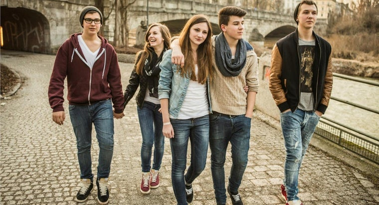 What Age Group Includes Adolescence?