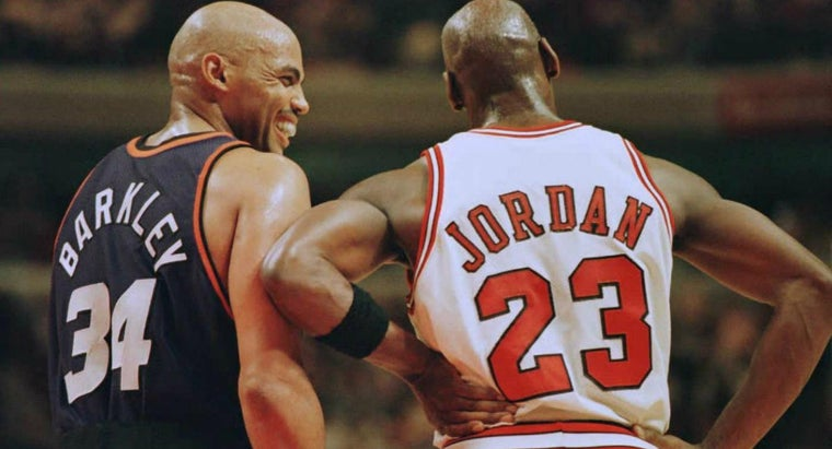 What Numbers Did Michael Jordan Wear?