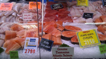What Is the Nutrition Information for Atlantic Salmon?