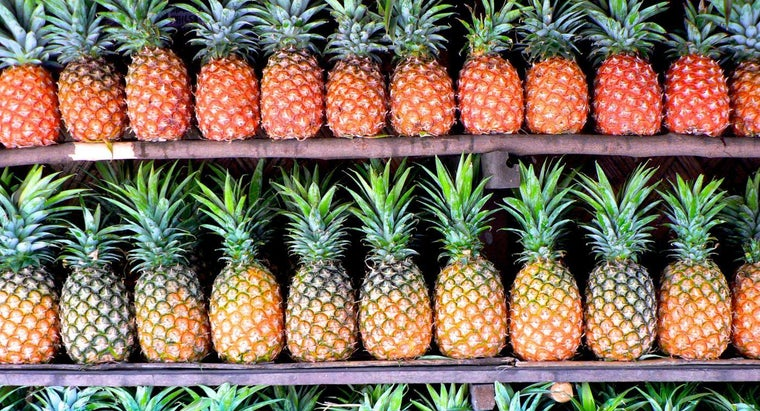 What Is the Nutritional Value of a Pineapple?