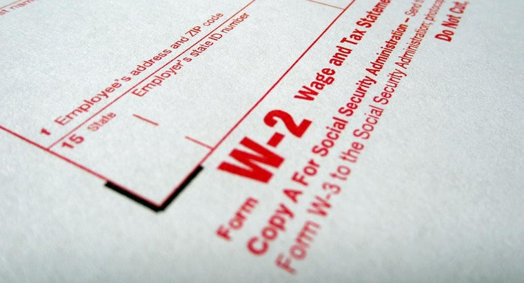 Where Do You Obtain and Print Out a Blank W-2 Form?