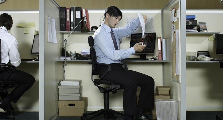 Why Is Office Work Important?