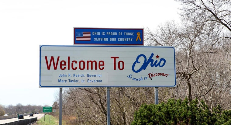 Is Ohio a Community Property State?