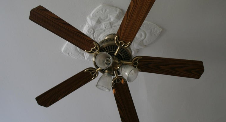 How Do You Oil a Ceiling Fan?