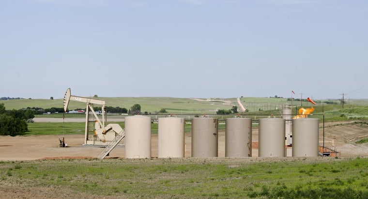 How Does an Oil Well Work?