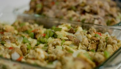 Is It OK to Freeze Stuffing?