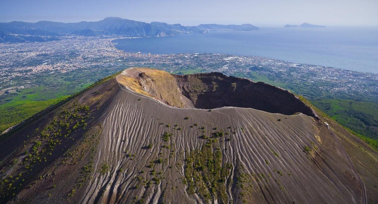 When Was the Last Time Mount Vesuvius Erupted?
