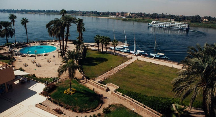 How Old Is the Nile River?
