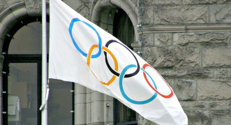 What Does the Olympic Flag Represent?