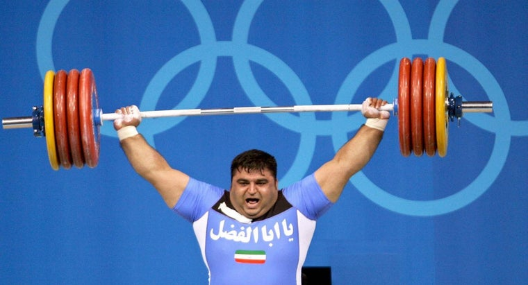 What Is the Olympic Weightlifting Record?