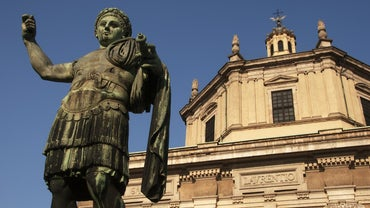 What Was One of Emperor Constantine's Accomplishments?