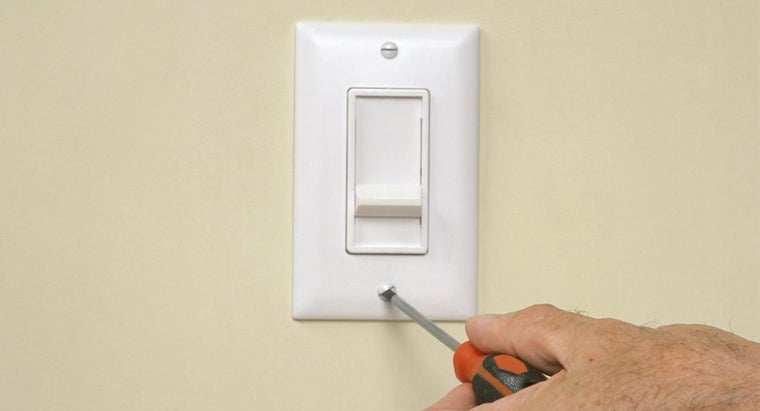 How Does One Wire a Two-Way Dimmer Switch?