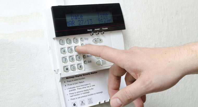 Where Are the Optimal Places to Install a Home Alarm Control Panel?