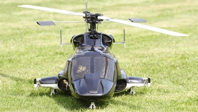 """Where Is the Original """"Airwolf"""" Helicopter Now?"""