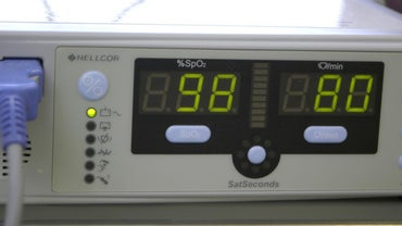 What Is an Oxygen Level Chart?