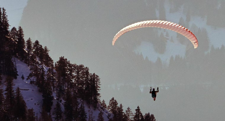 What Are Parachutes Used For?