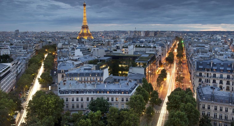 "Why Is Paris Called the ""City of Light""?"