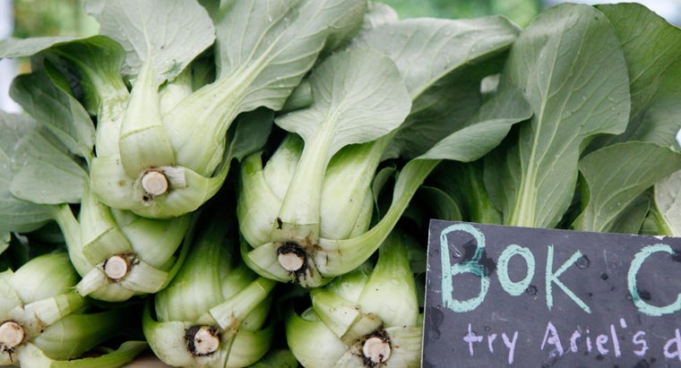 What Part of Bok Choy Do You Use?
