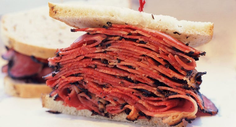What Part of the Cow Does Pastrami Come From?
