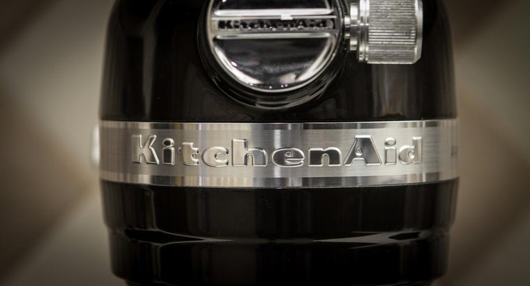 What Parts Generally Need Repair on a KitchenAid Mixer?