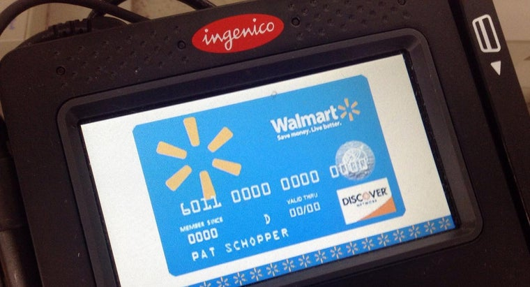 How Do You Pay Your Walmart Credit Card Bill in the Store?