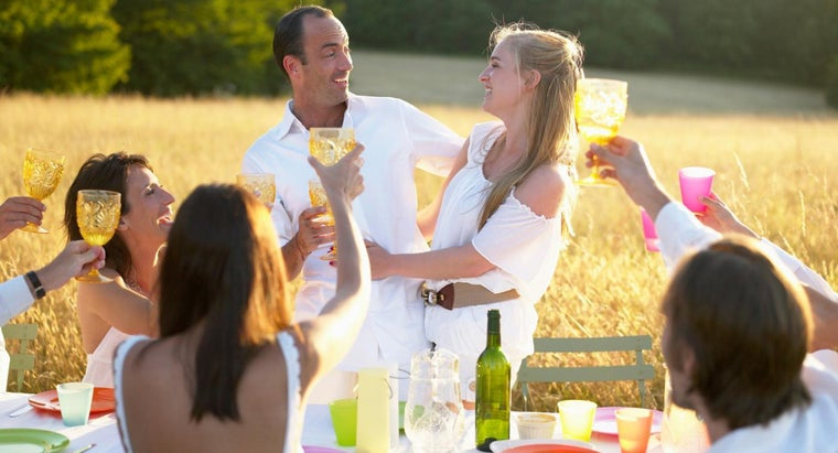 Who Pays for an Engagement Party?