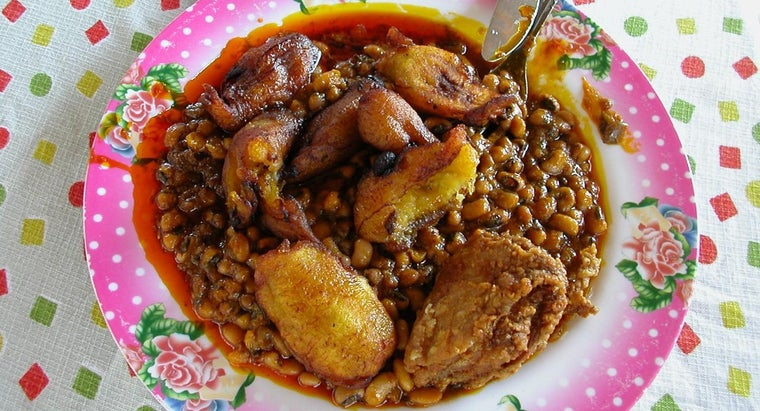 What Do People Eat in Ghana?