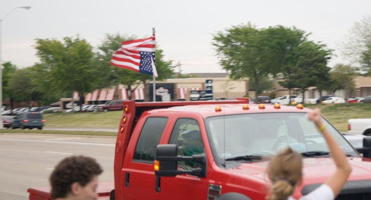 Why Do People Hang the American Flag Upside Down?