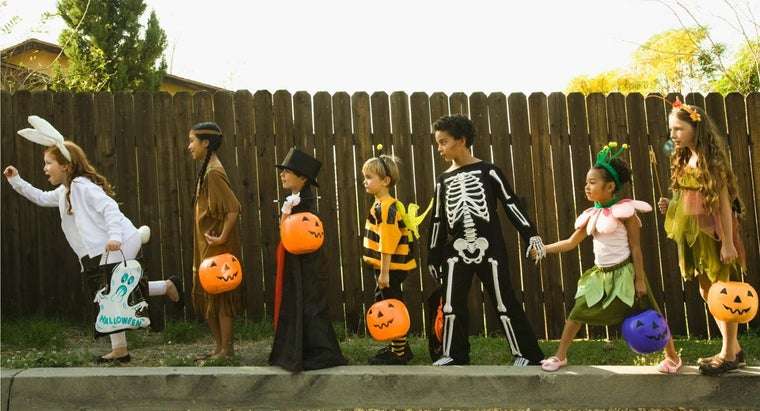 Why Do People Wear Costumes on Halloween?