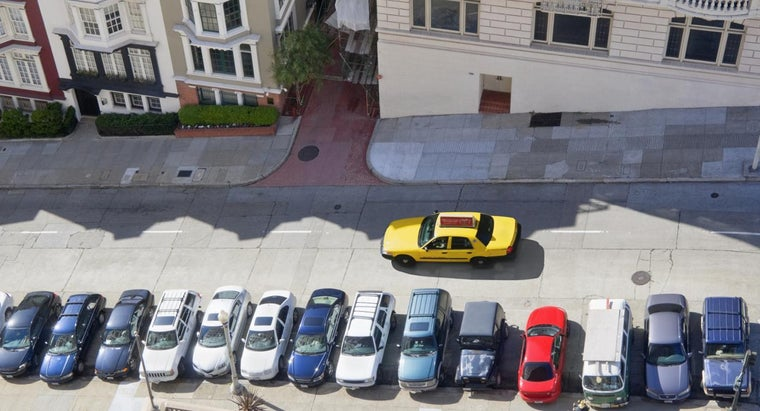 What Is Perpendicular Parking?