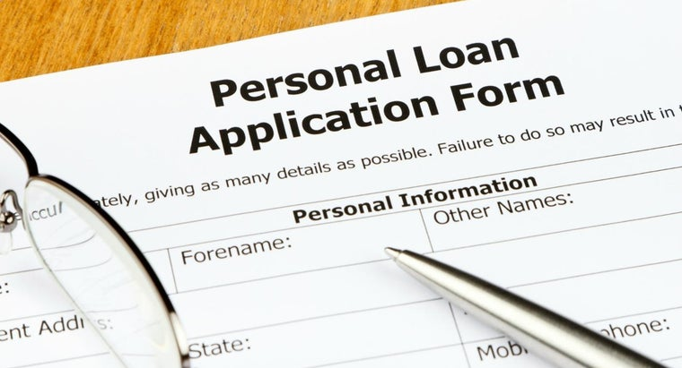 How Do You Get a Personal Loan With Bad Credit?