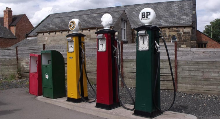 How Does a Petrol Pump Work?