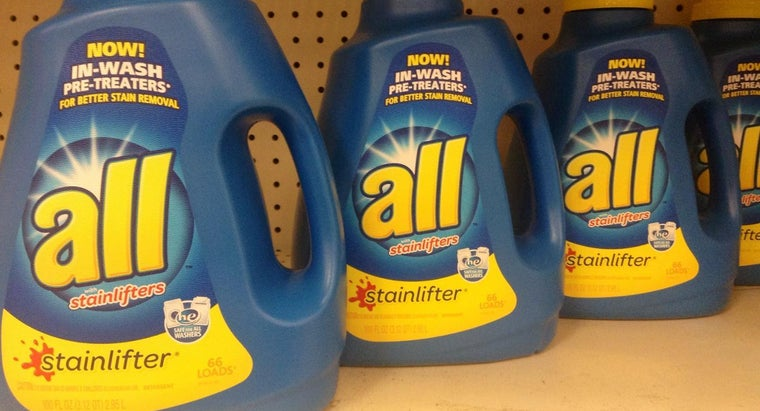 What Is the PH Level of Laundry Detergent?