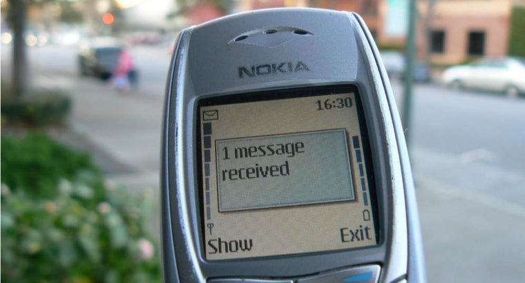 Will a Phone Company Give You a Print Out of Text Messages Sent?