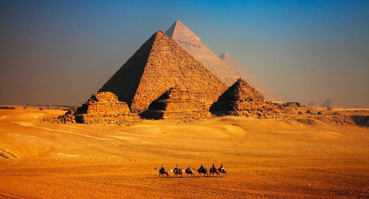 What Are Some of the Physical Characteristics of Egypt?