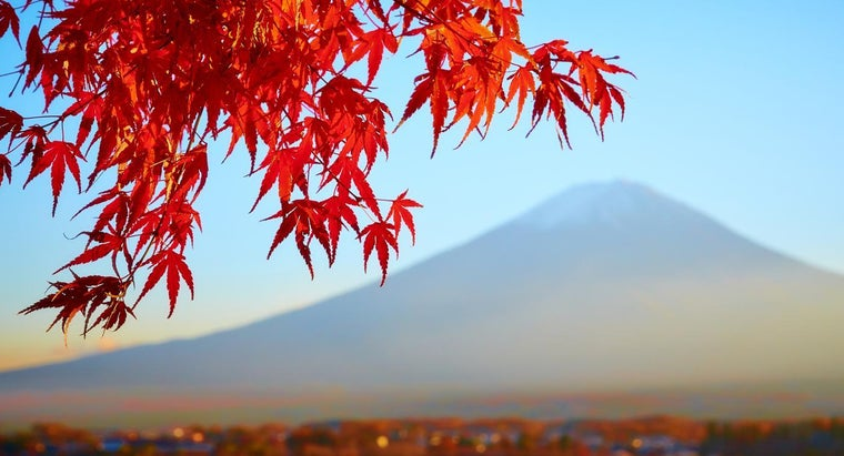 What Are the Physical Features of Japan?