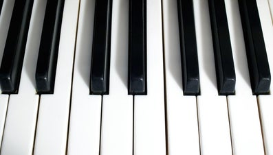 What Are Piano Keys Made From?