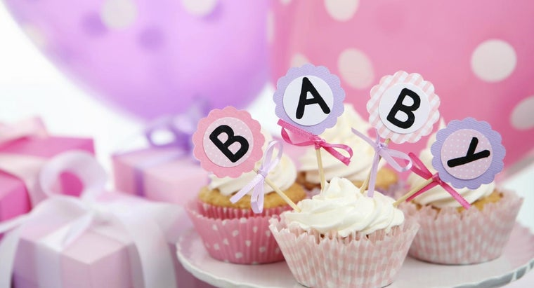 What Is Pink Baby Shower Punch?