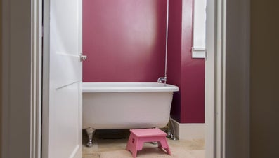 How Can I Update a Pink Bathroom?