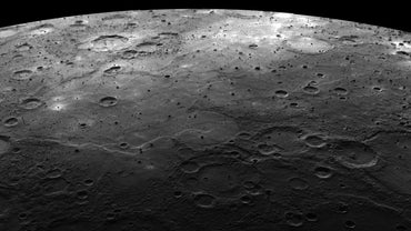 What Is the Planet Mercury Made Of?