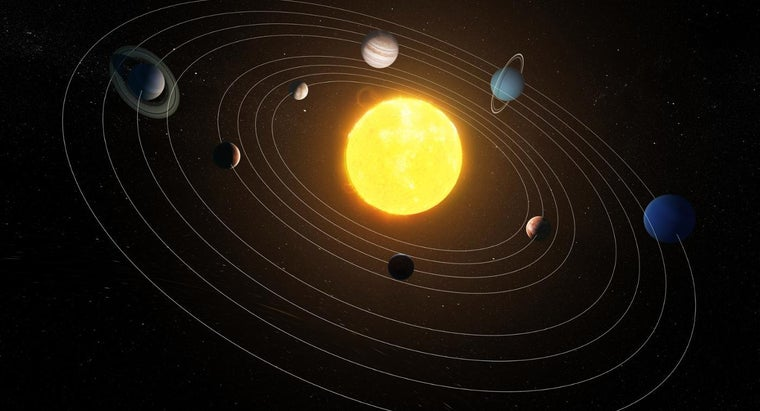 What Do All the Planets Have in Common?