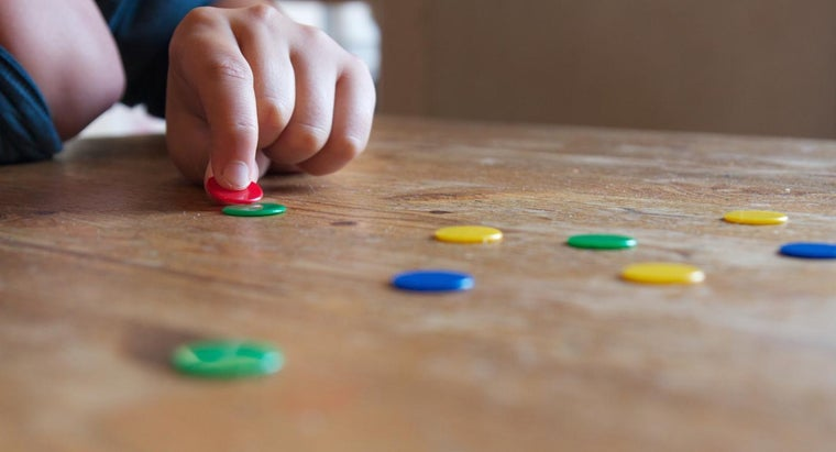 How Do You Play Tiddly Winks?