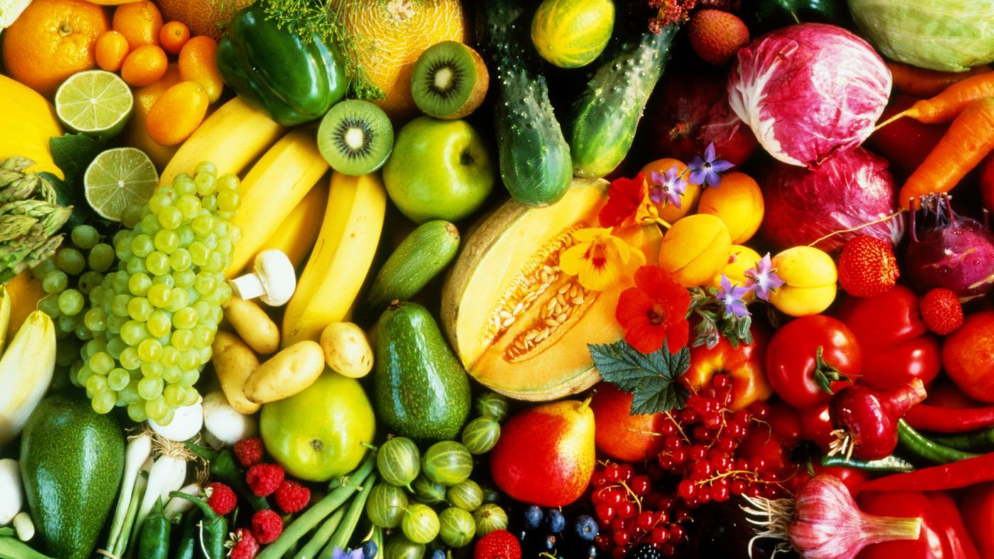 What Are Some Poems About Fruits and Vegetables?