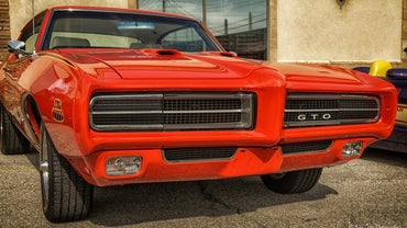 What Does Pontiac GTO Stand For?